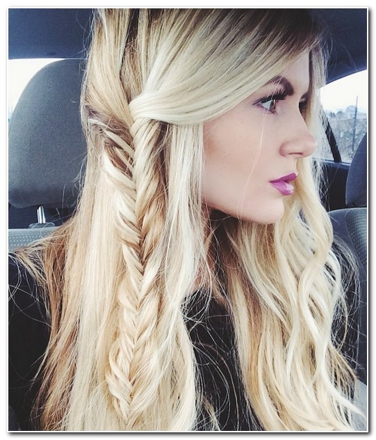 quick and easy going out hairstyles