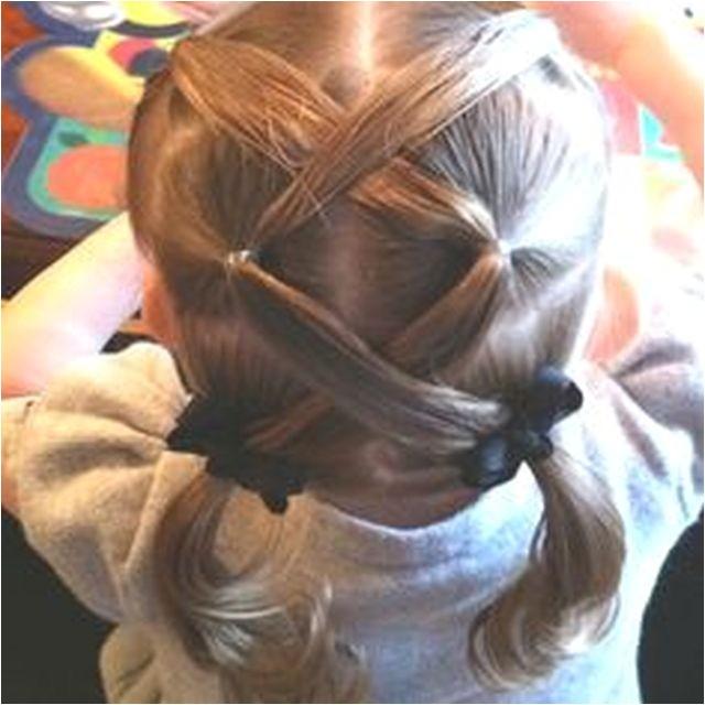 creative hairstyles little girls