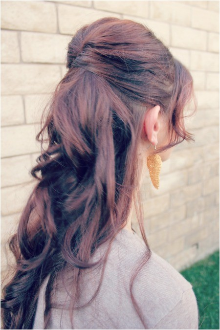 holiday hairstyle round up