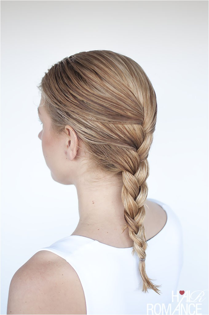 hairstyles for wet hair 3 simple braid tutorials you can wear in wet hair