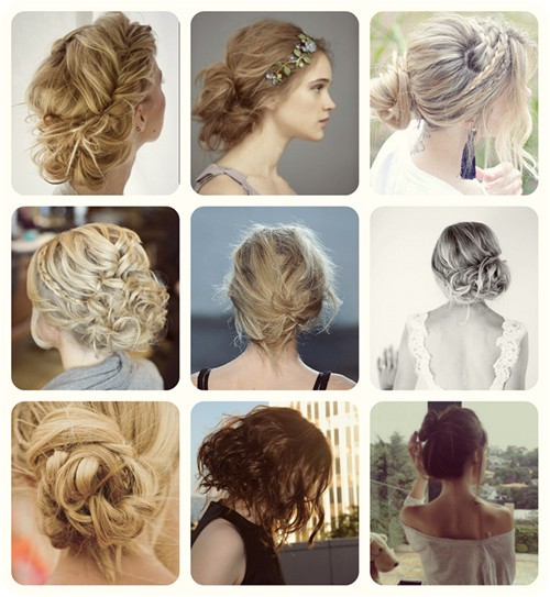 the 9 most flattering 5 minutes easy messy up do for daily creation blog23