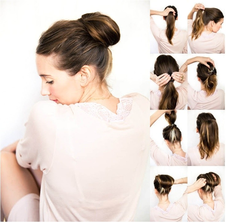 10 simple yet stylish updo hairstyle tutorials occasions