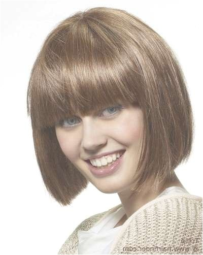 blunt cut bob haircuts