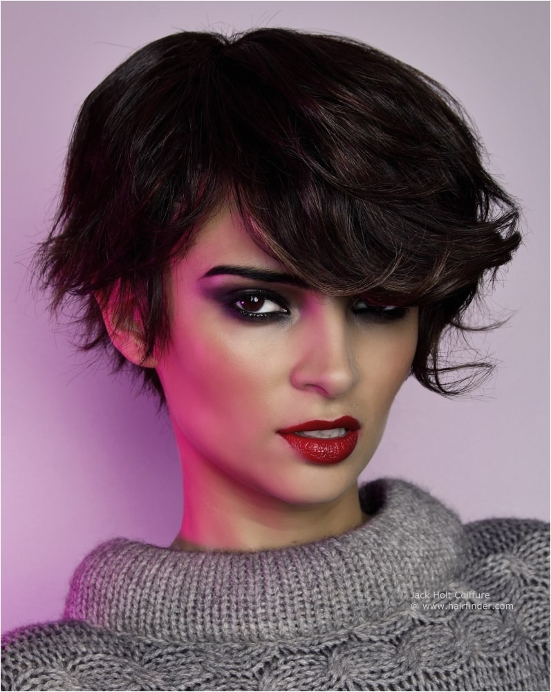 ideas for easy to maintain short hairstyles