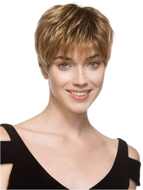 easy to manage short hairstyles for thick hair