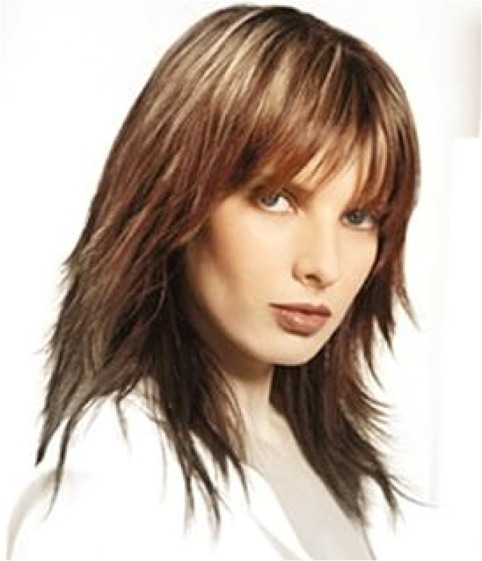 long shaggy layered hairstyles 2013