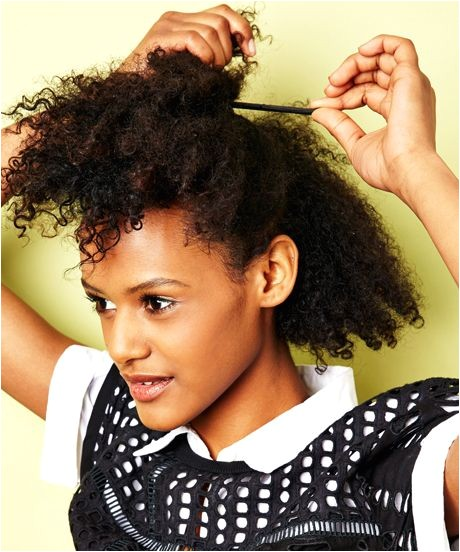 Easy Transitioning Hairstyles for Short Hair Easy Natural Hairstyles for Transitioning Hair