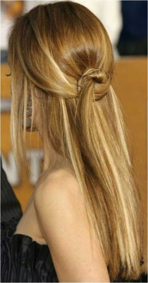 30 simple styles for long hair