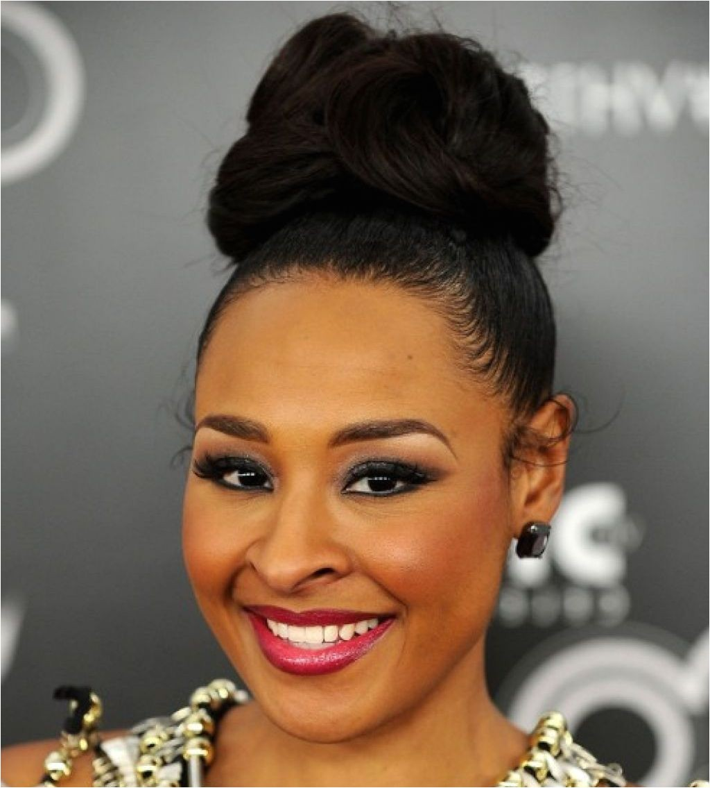 updo hairstyles for black women