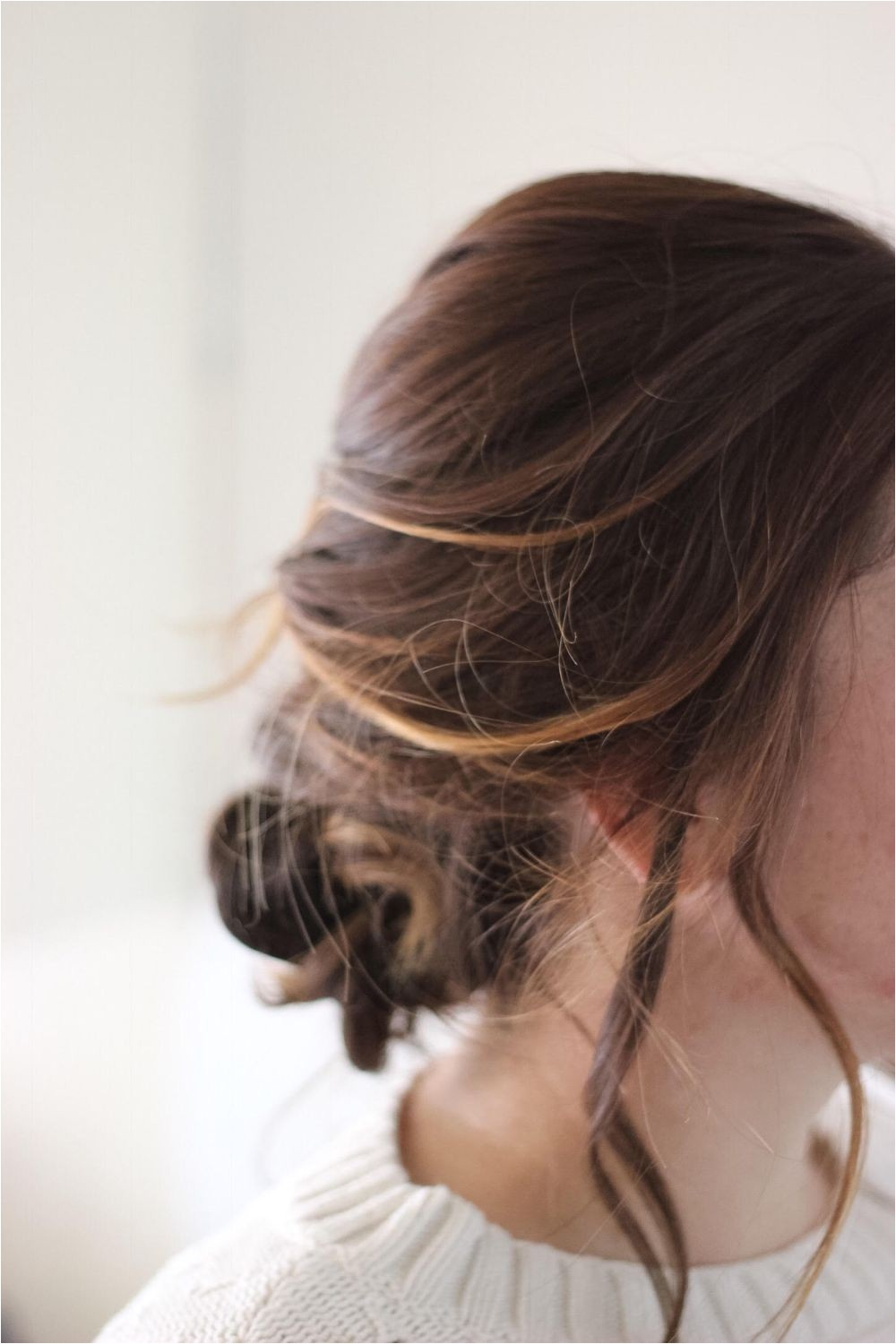 simple braided upstyle