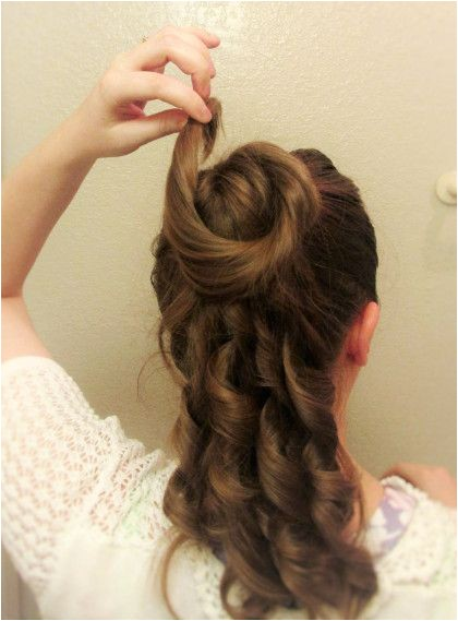 Easy Victorian Hairstyles 1