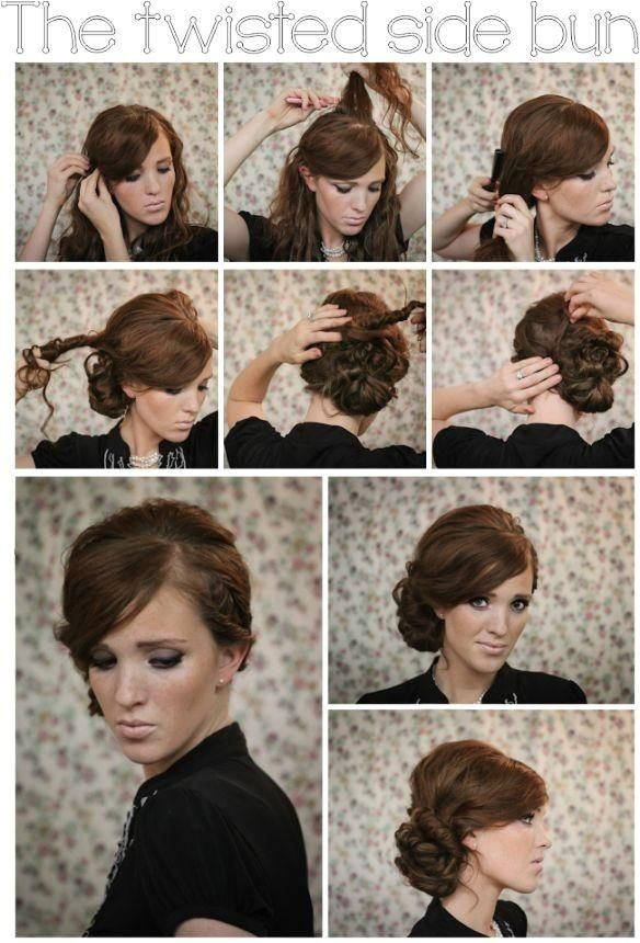 victorian hairstyles for short hair