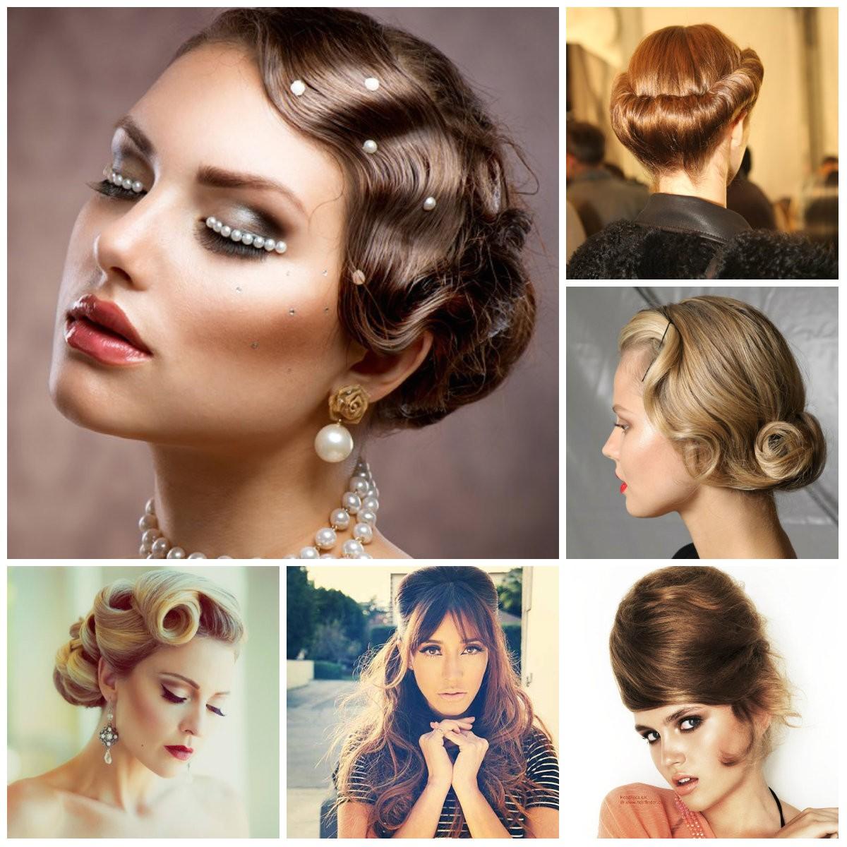 2018 vintage hairstyles ideas