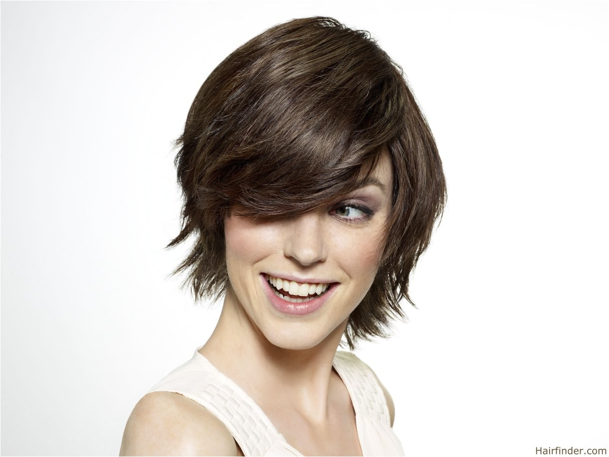 wash and wear hairstyles for fine hair