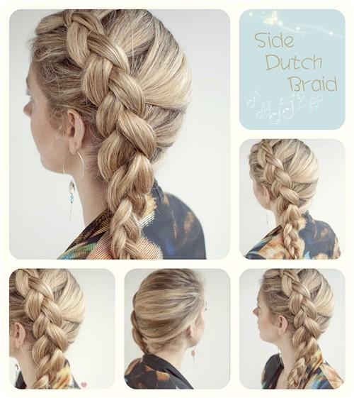 twist ponytail hairstyles