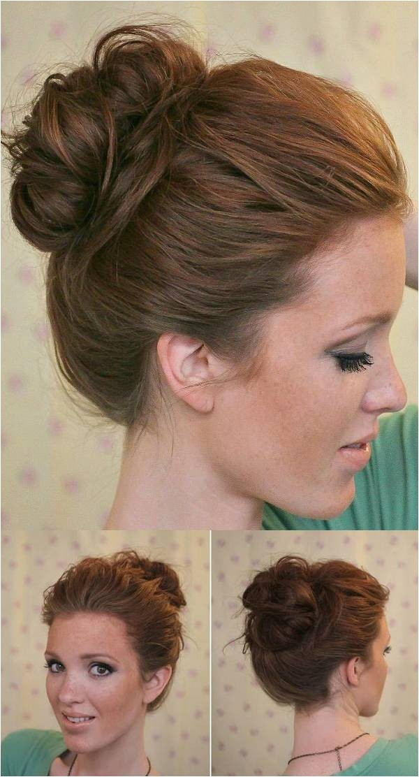 easy hairstyles ideas for womens