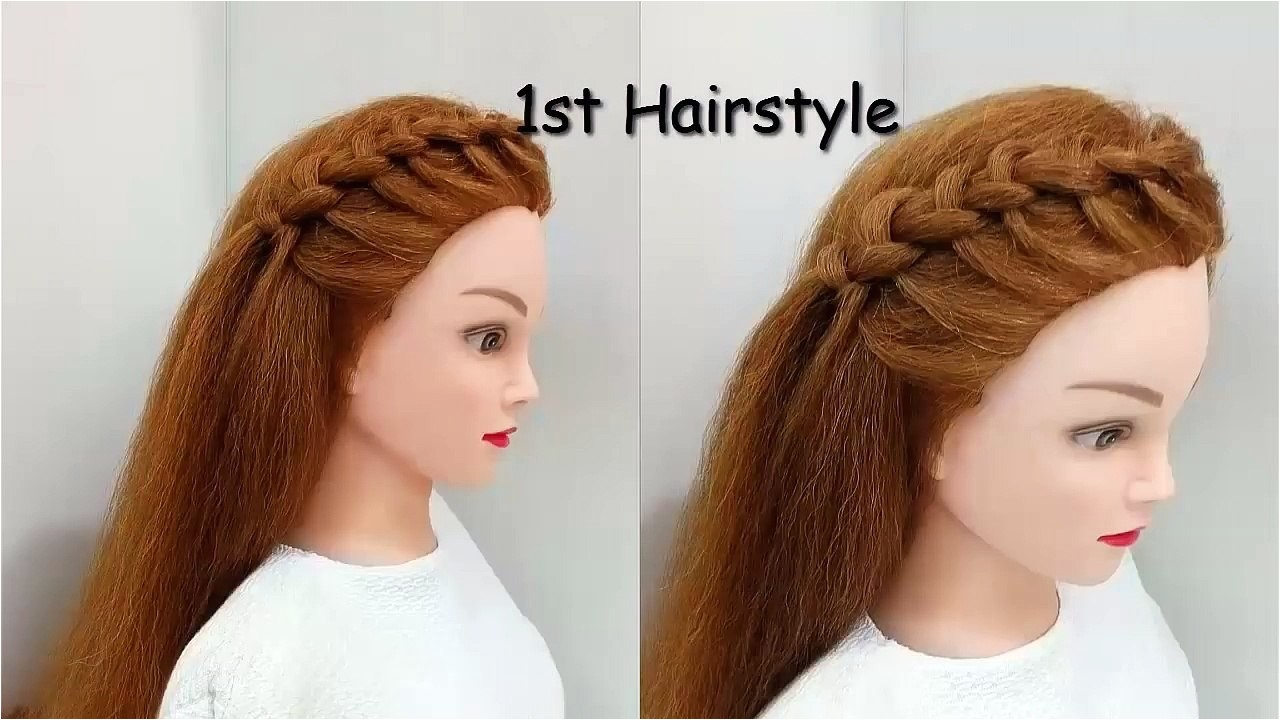 how to make hairstyle for indian wedding at home