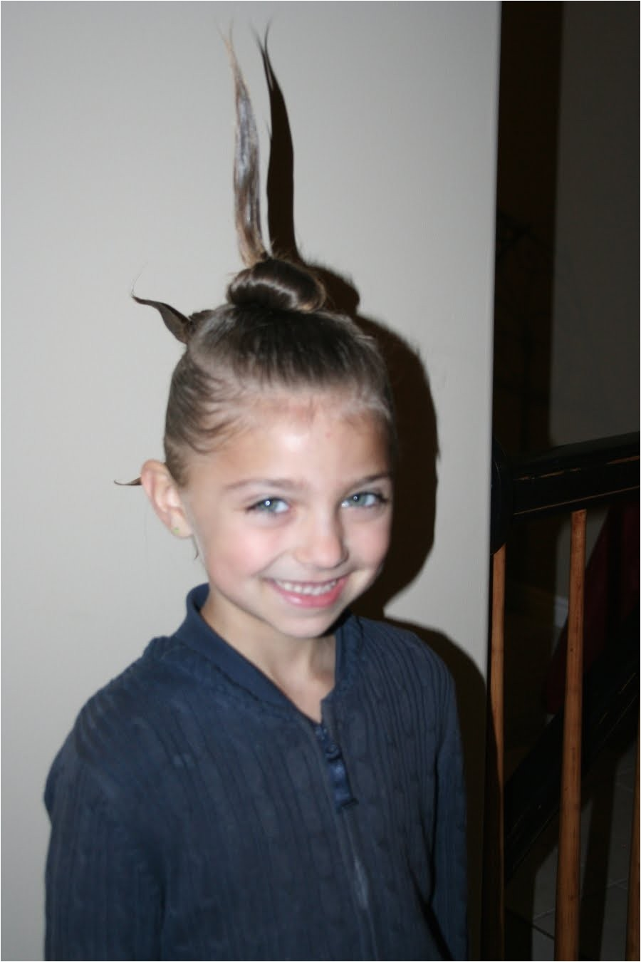 easy crazy hairstyles