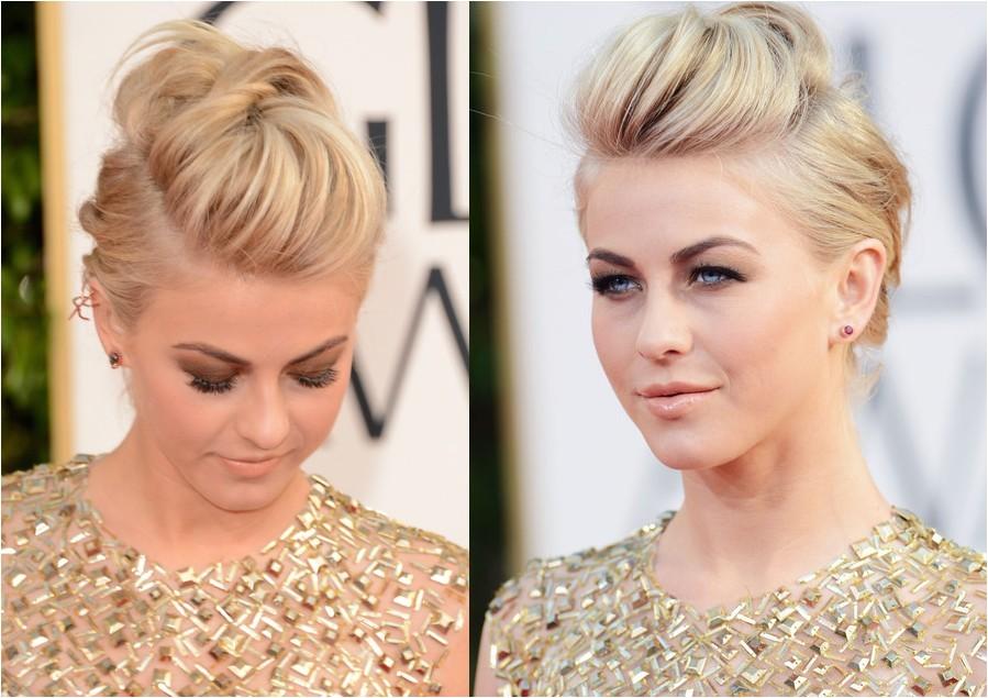 2013 red carpet golden globes hair trends