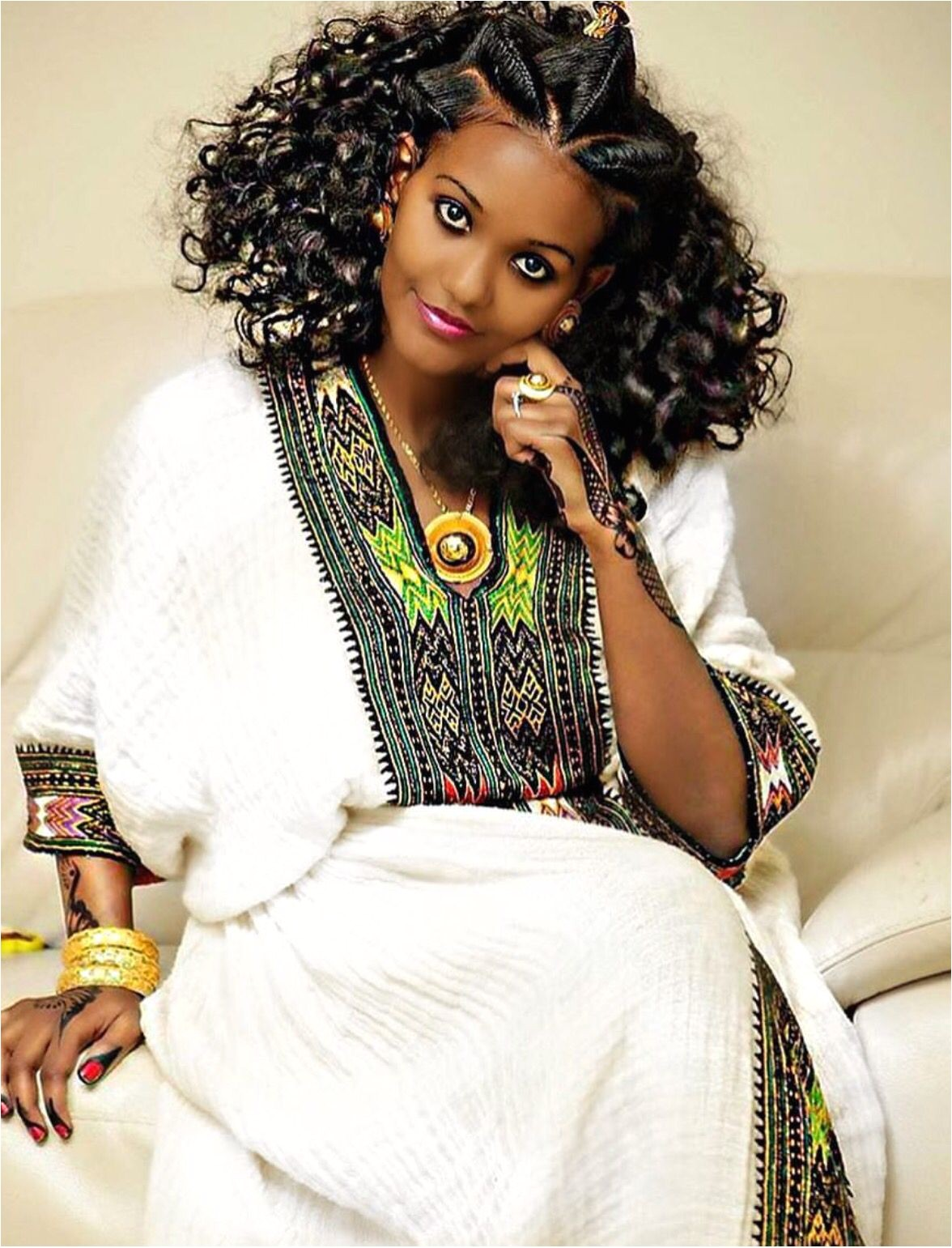 eritrean traditional hairstyle