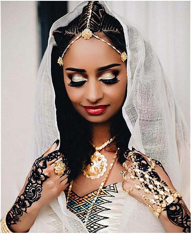 ethiopian wedding hairstyle