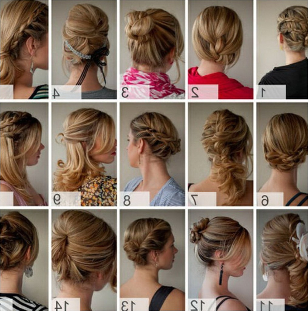 the best quick and easy hairstyles