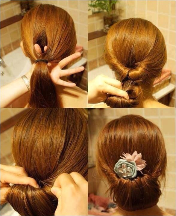 quick easy hairstyles 2013