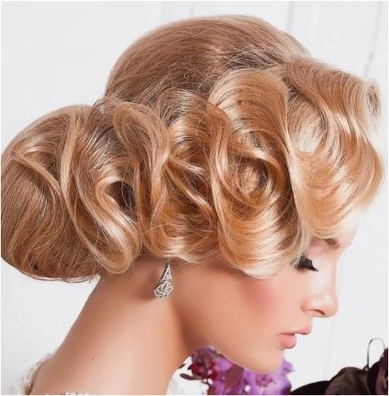 wedding hair updos for elegant brides