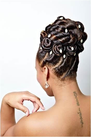 Flat Twist Wedding Hairstyles 381 Best Images About African American Wedding Hair On
