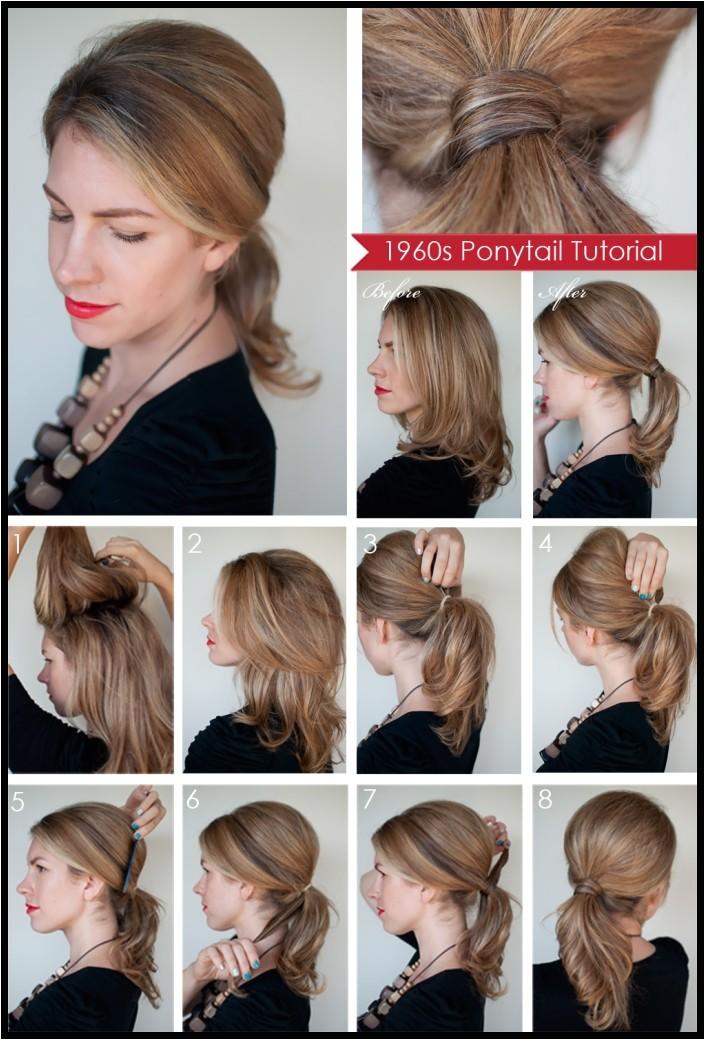 great easy diy hairstyles medium length hair