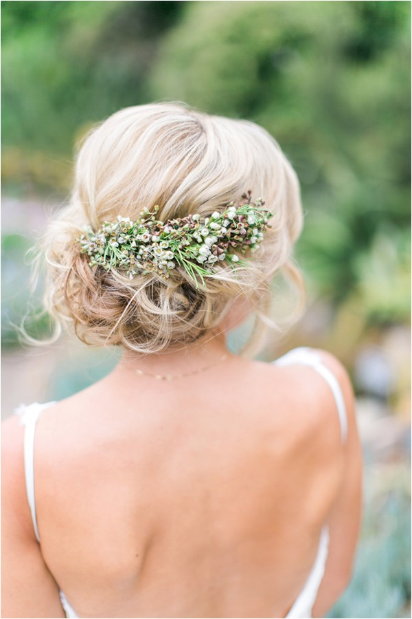 Garden Wedding Hairstyles 20 Most Elegant and Beautiful Wedding Hairstyles