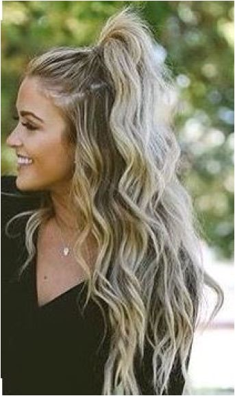 Going Out Easy Hairstyles 20 Hairstyles that are Perfect for Going Out society19