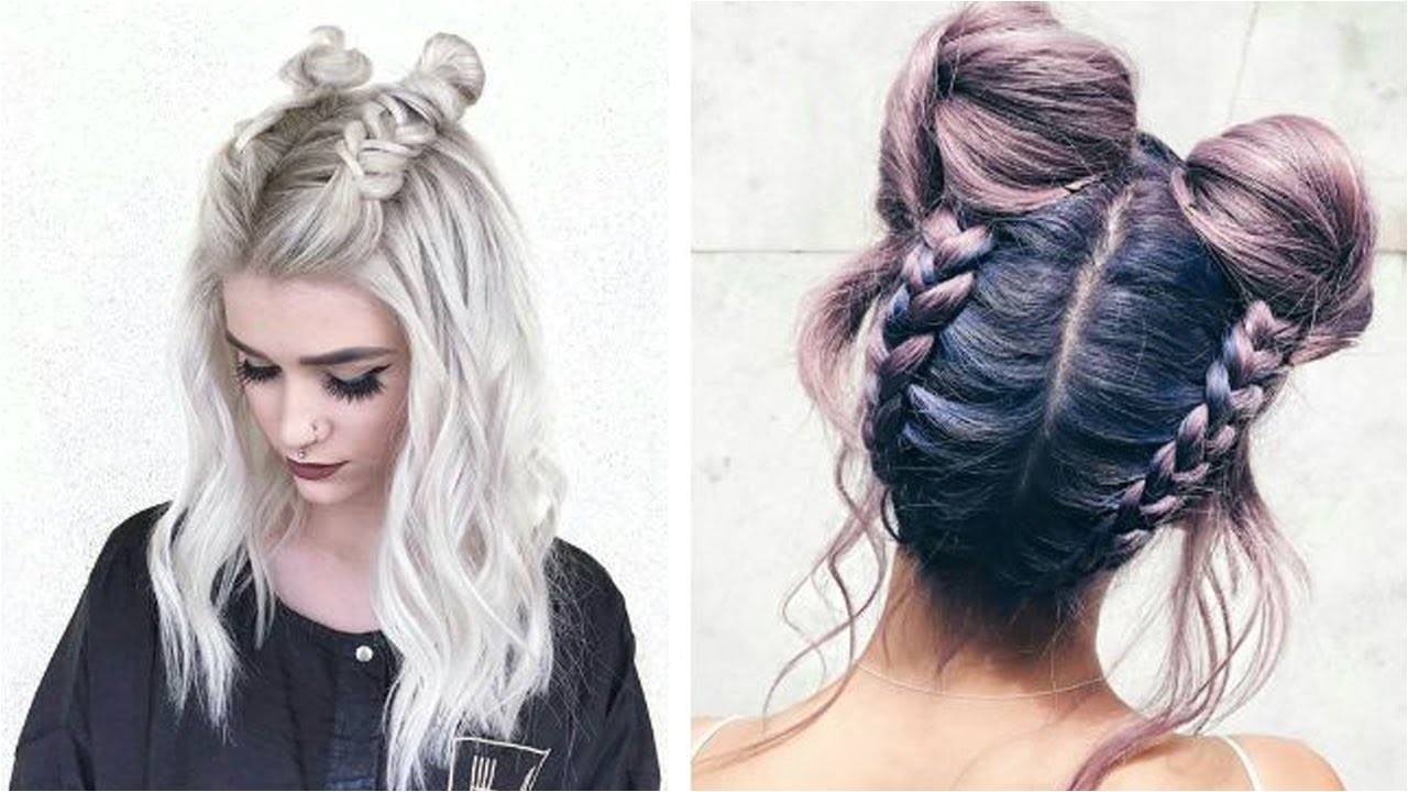easy hairstyles for medium hair for