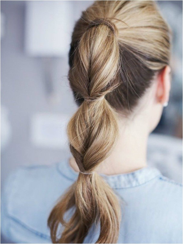 Good Easy Hairstyles for School 40 Easy Hairstyles for Schools to Try In 2016