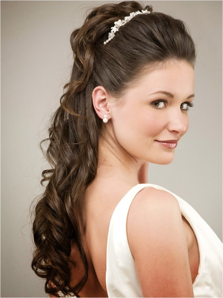 beautiful wedding hairstyles for long