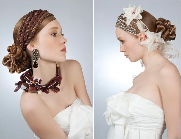 Grecian Hairstyles for Wedding Romantic Greek Goddess Bridal Hairstyles for Women