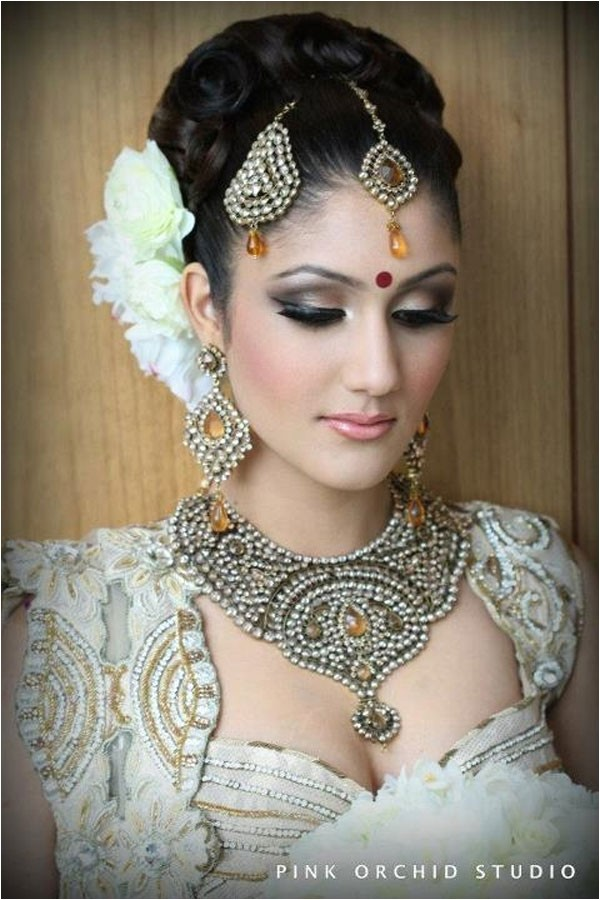 asian bridal hairstyles