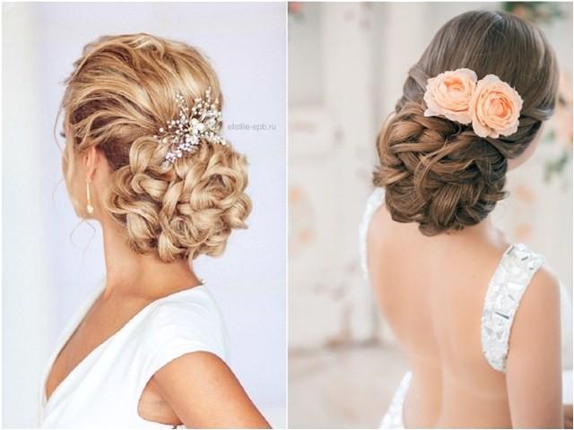 elstile wedding hairstyles
