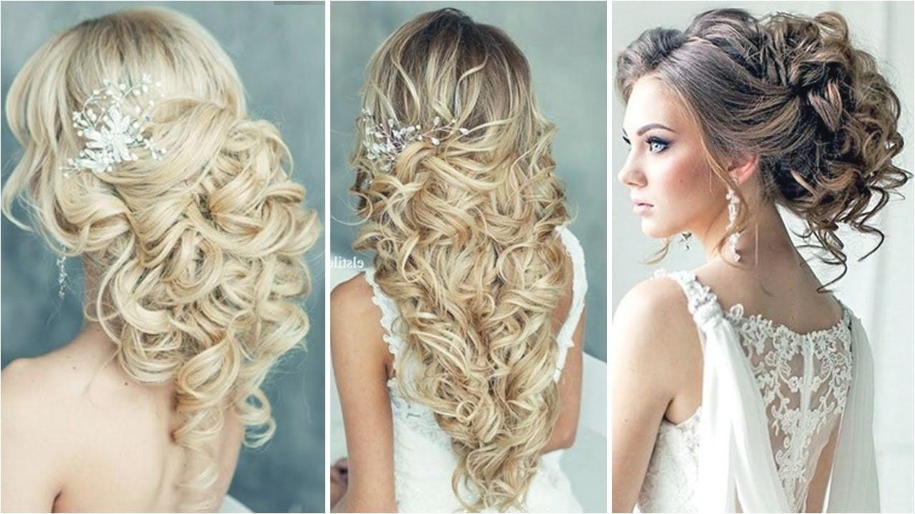 wedding hair trends 2018