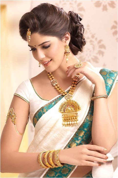 Hairstyle In Indian Wedding New south Indian Bridal Hairstyles for Wedding