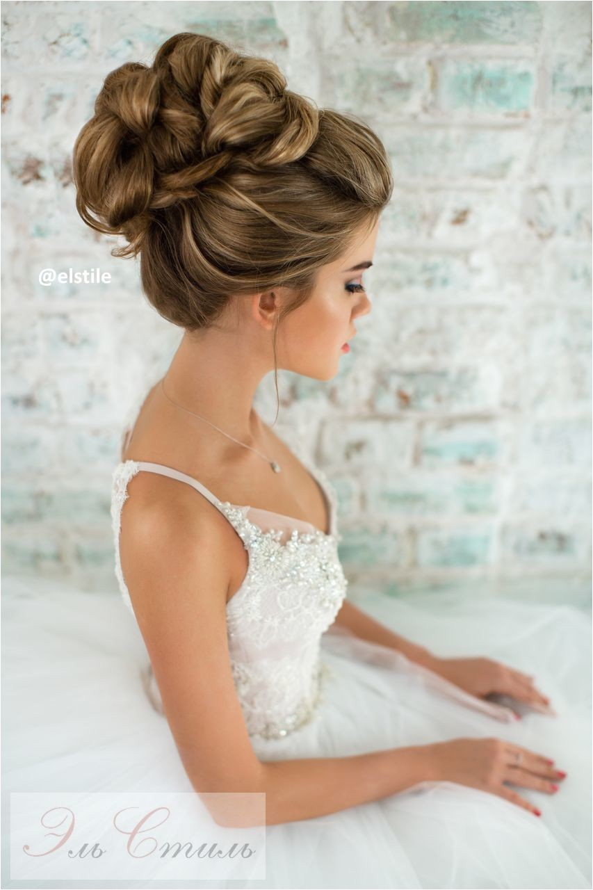 wedding day hairstyles for bride