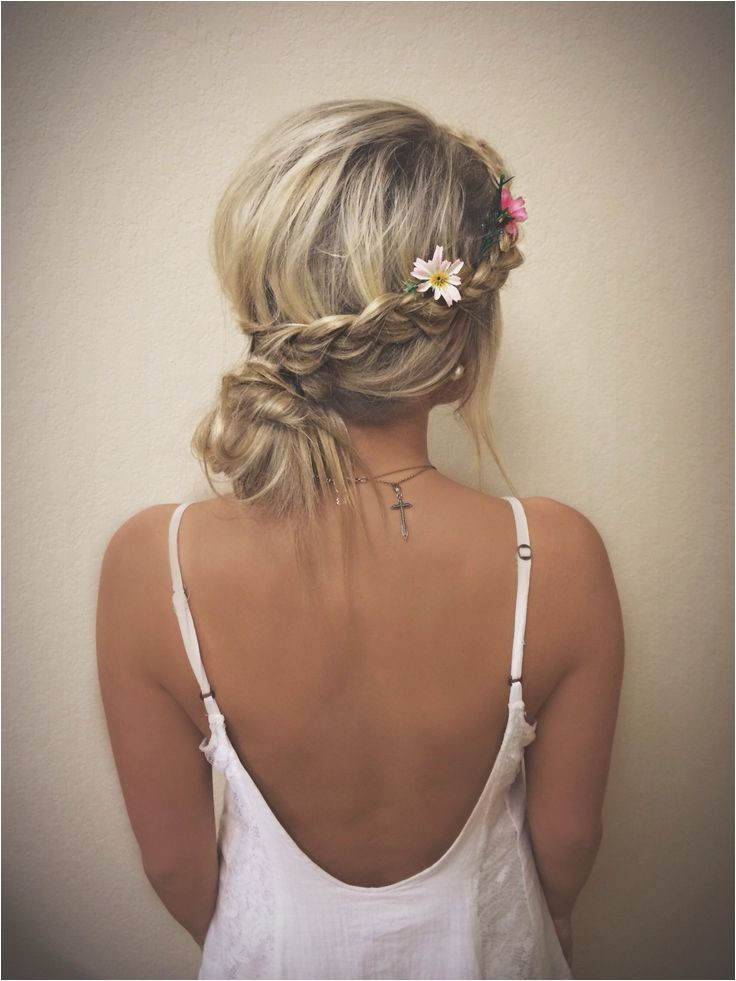 18 sensational hairstyles for summer wedding events