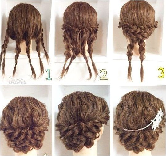 cute quick and easy hairstyles for church