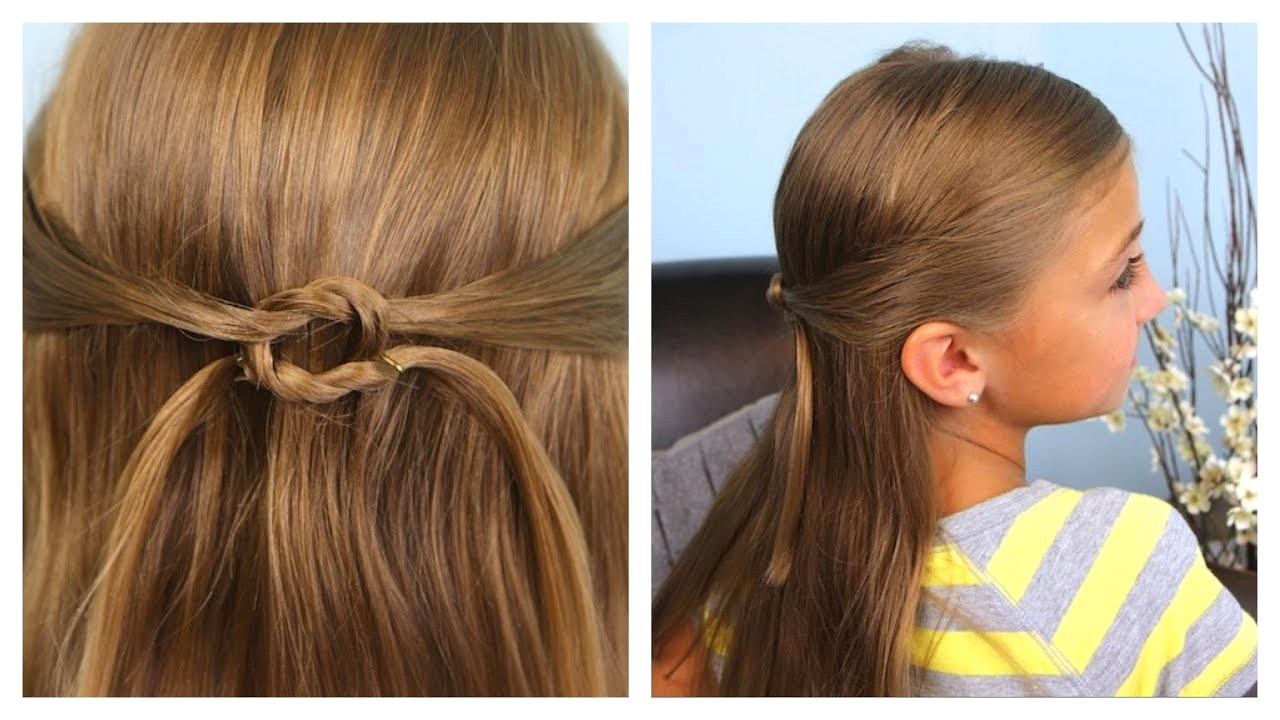 easy hairstyles for church