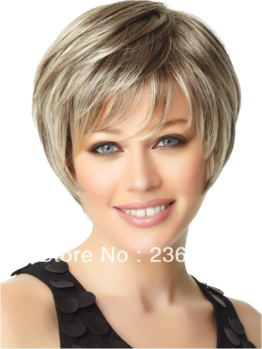 ideas for easy care short hairstyles