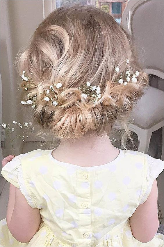 adorable flower girl hairstyles to imspired