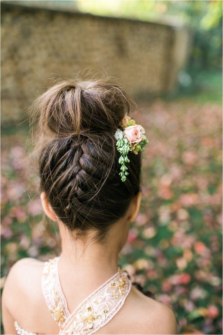 hairdos for flower girls 2015