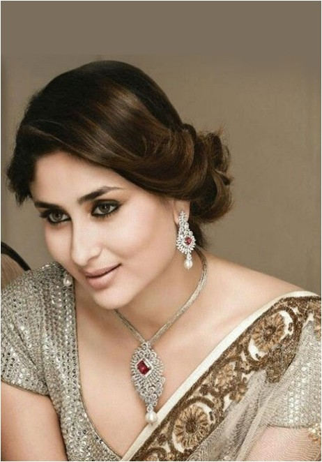 hairstyles for female indian wedding guests