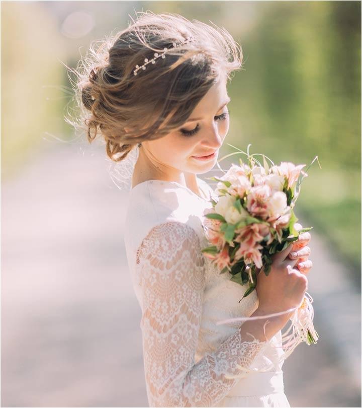 5 coiffures bun pour votre jour de mariage