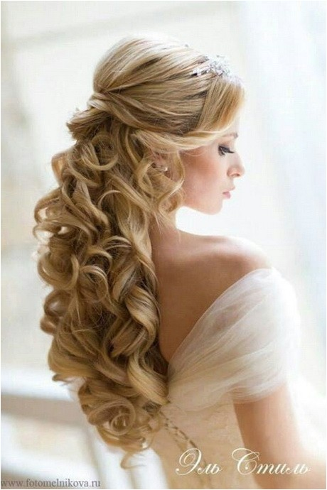 Hairstyles for My Wedding Day Wedding Day Hairstyles for Long Hair